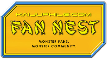 kaijuphile.com Fan Nest - Monster Fans. Monster Community.